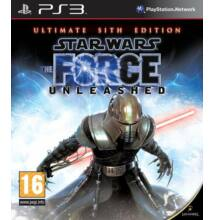 STAR WARS THE FORCE UNLEASHED SITH EDITION
