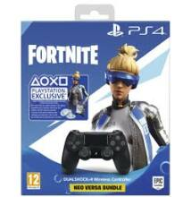 PLAY STATION 4 KONTROLLER + FORTNITE NEO VERSA