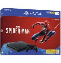 PS4 SLIM + SPIDER-MAN