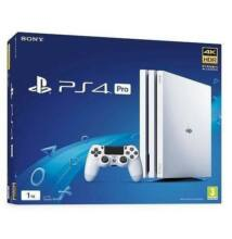 PLAY STATION 4 PRO GLACIER WHITE