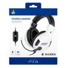 STEREO GAMING HEADSET FEHÉR