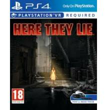 HERE THEY LIE