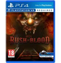 UNTIL DAWN RUSH BLOOD