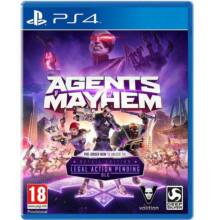 AGENTS MAYHEM