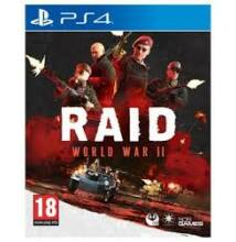 RAID WORLD WAR II
