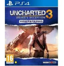 UNCHARTED 3 DRAKE'S DECEPTION REMASTERED