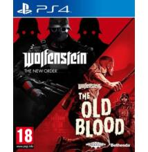 WOLFENSTEIN THE NEW ORDER / WOLFENSTEIN THE OLD BLOOD