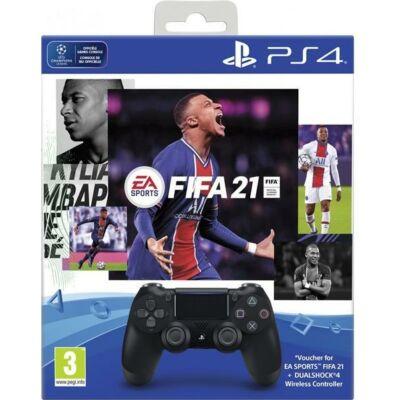 PS4  KONTROLLER + FIFA 21