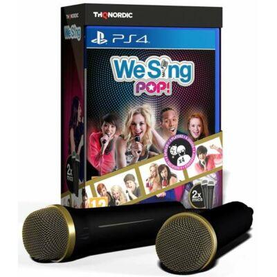WE SING POP + 2db MIKROFON