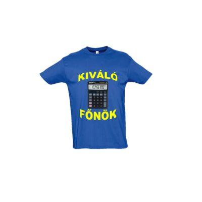 KIVÁLÓ FŐNÖK
