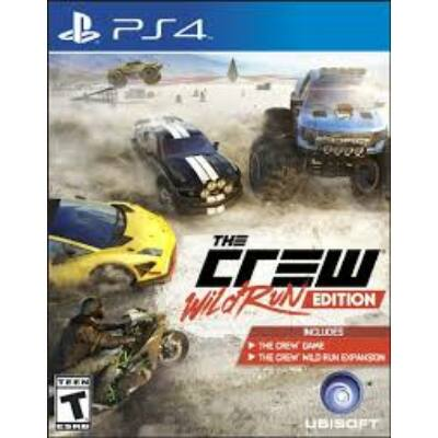 THE CREW WILD RUN EDITION