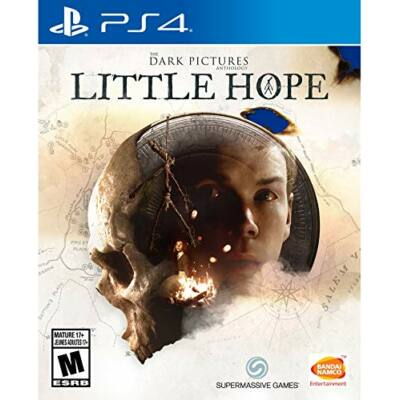 THE DARK PICTURES ANTHOLOGY LITTLE HOPE