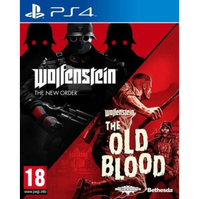 WOLFENSTEIN THE NEW ORDER / WOLFENSTEIN THE OLD BLOOD